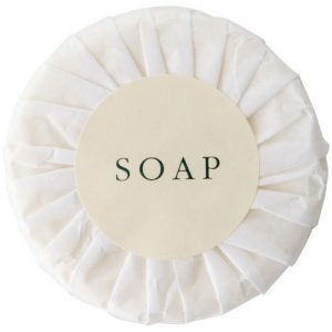 Hotel soaps